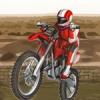 Sahara-Biker