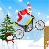 Santa-Claus-Bike