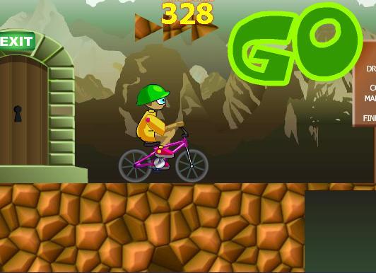 Alex-Trax-BMX-Game