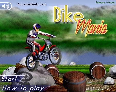 Bike-Mania-Bike-Game