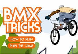 BMX-Tricks-Game